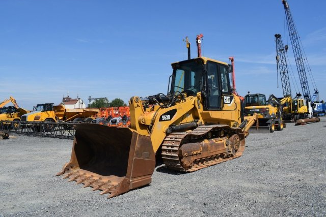 Buldožer CAT CAT 963 D **Ripper** — 3845862