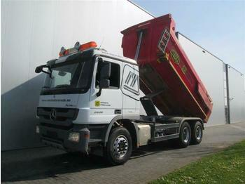Istovarivač Mercedes-Benz ACTROS 2636 6X4 FULL STEEL HUB REDUCTION EURO 5
