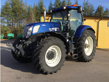 New Holland T7.270 - traktor točkaš