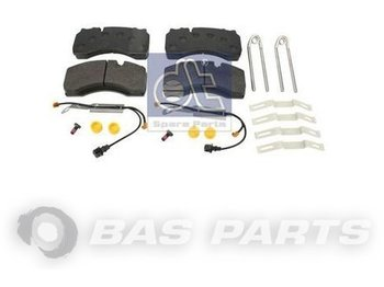 DT SPARE PARTS Disc brake pad kit 7485137789 - kočione pločice