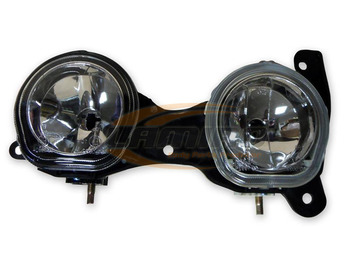 IVECO STRALIS 2007- FOG LAMP+BEAM LAMP RIGHT SET 504181096 /  504181095 - svetla za maglu