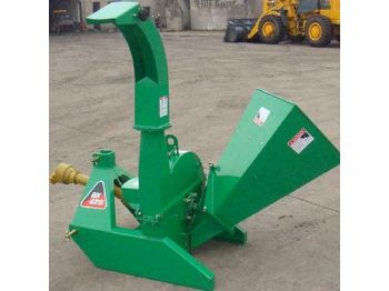Strugač za drvo Unused 2019 Heavy Duty Wood Chipper c/w 3-PTO Shaft