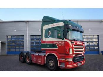 Tegljač Scania R500 Highline Manual 6x4 Euro-4 2007